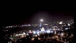Holy Sh#t! 4TH VIDEO Witness of Jerusalem UFO Surfaces! *HIGH QUALITY*
