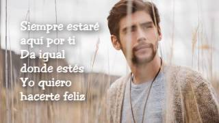 Alvaro Soler - Agosto LYRICS/LETRA
