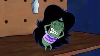 Plankton and spongebob band song