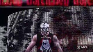 WWE 2K16 Community Showcase (XB1) - Pentagon Jr - Pentagon Jr's Entrance, Signatures and Finishers
