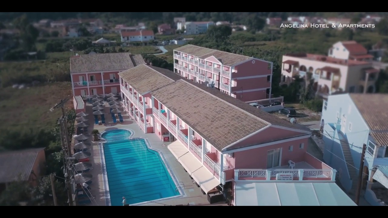 Hotel Angelina Corfu Grecia (3 / 10)