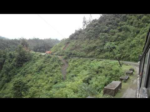 Bus Tansen to Lumbini via Bhairahawa, Nepal – part 11