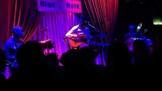 Seu Jorge - Nov. 16th 2014 - Blue Note Jazz Club NYC