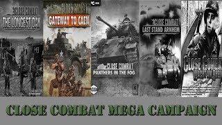 Close Combat Mega Campaign - Gateway to Caen part 6