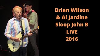 Brian Wilson  Al Jardine  Beach Boys  Sloop John B  2016 NY State Fair