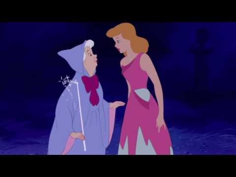 Bidibi Badibi Bu Version En Espanol de Disney Letra y Video