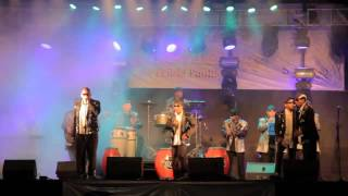 BOLA 8 - Hip hop Plena  (live)