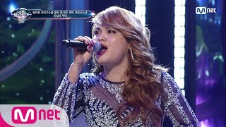 I Can See Your Voice 5 충격! 2가지 목소리의 필리핀 행사퀸 ′The Prayer′ 180126 EP.1 width=