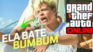 MC PEDRINHO: BUMBUM BATE 🎵💥 GTA V   ONLINE  