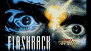 Flashback - Recovering Memory (Amiga)