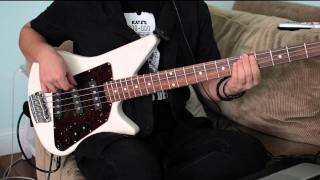 Interpol - The Heinrich Maneuver Bass Cover