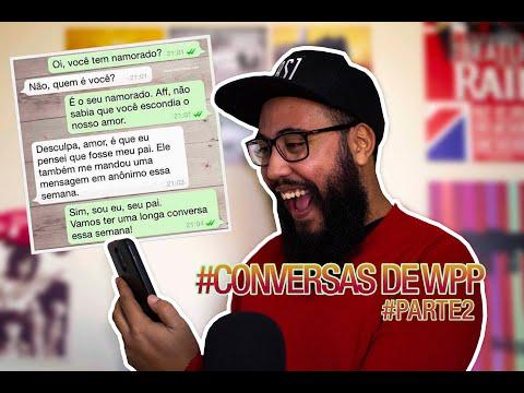O CORRETOR QUE DEU ERRADO  | Conversas de WhatsApp parte 2 ‹Robson Santos›