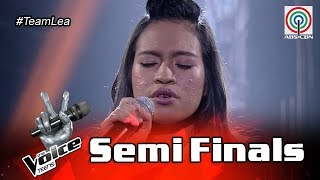 The Voice Teens Philippines  Semifinals: Mica Becerro - Loving You