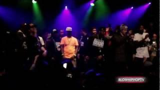 "SMOKE DZA ""4 LOKO"" LIVE ft. A$AP ROCKY x A$AP TWELVY x FREEWAY: BLOWHIPHOPTV.COM"