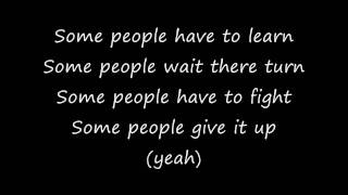 Chipmunk ft Chris Brown - Champion (Lyrics on Screen)