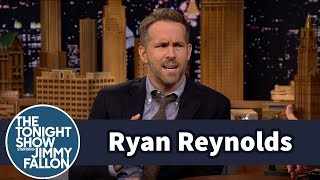 Ryan Reynolds' Baby Calls Him Mama