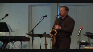 Blessed Assurance on Tenor Saxophone