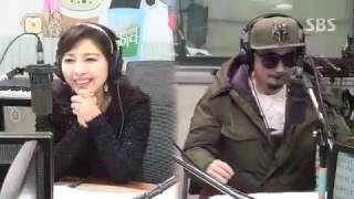 [SBS]이숙영의러브FM,눈물빵, 박상민 라이브