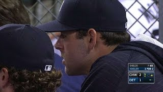 CWS@DET: Announcers discuss Fulmer's new look