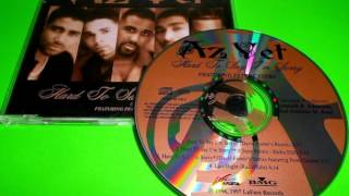 AZ YET feat PETER CETERA hard to say i'm sorry 1997