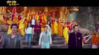 Kung Fu Yoga - Goosebump (Official Full Video Song)   Jackie Chan, Sonu Sood, EXO Lay   Fazilpuria