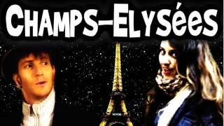 Champs Elysees (Joe Dassin) - A Cappella French song 香榭大道 (lyrics) - Trudbol & Kartiv2