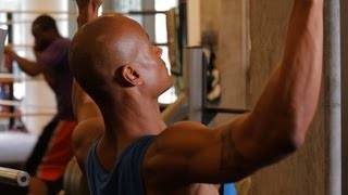 How to Do a Lat Pulldown | Back Workout