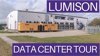 Lumison Data Center Tour - Promotional Video - Blue Orca Digital TV