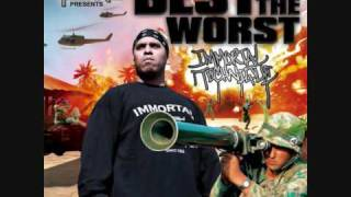 Immortal Technique - Hollywood Drive By Feat Sick Jacken,B Real