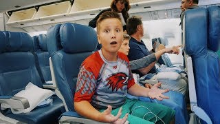 HE LOST HIS PHONE ON THE PLANE