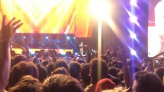 Eminem & Royce Da 5'9'' - Fast Lane Live Argentina [LOLLAPALOOZA 18-3-16]
