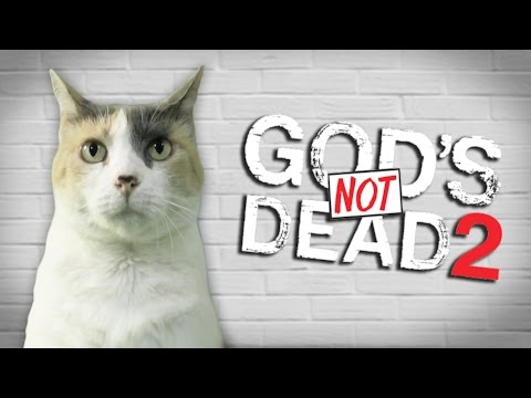 Trailer Reaction: GOD'S NOT DEAD 2!