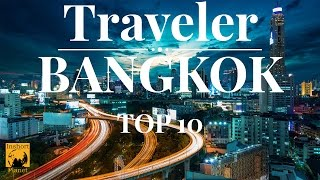 Top 10 Bangkok Tourist Places to visit
