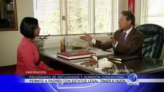 D'Latinos Noticias Local 6pm (Abril 9 de 2015)
