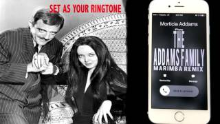 The Addams Family Theme Marimba Remix Ringtone