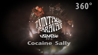 The Vintage Caravan - Cocaine Sally 360 video