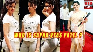 Who is Sapna Vyas Patel | The Girl behind BJP MLA Angoor Lata viral pic