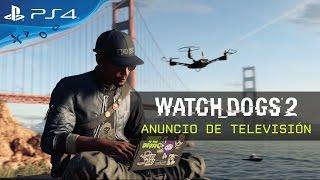 Watch Dogs 2 - Anuncio de Televisión