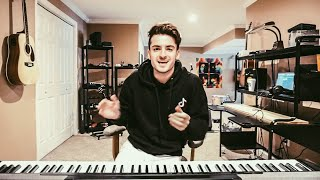 Billie Eilish - wish you were gay (COVER by Alec Chambers)