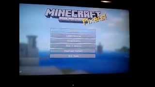 MineCraft Xbox 360 July 13 Update