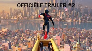 Spider-Man: Into The Spider-Verse | HD trailer | Nederlands gesproken