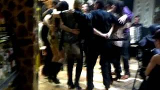 petrecere 2012___LA A LA CENA DE VELILLA