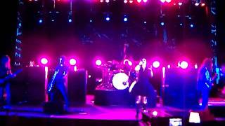 "Evanescence ""Bring Me to Life"" at Sunken Garden 10-18/11 (4)"