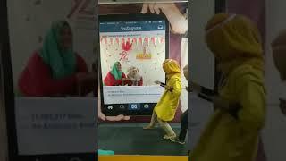 tarik-tarikan - by Sheira _lomba boomerang #50thIndosatOoredoo