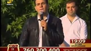"Cantor VICTOR RODRIGUES ""Mexe o teu corpinho"" em Arcos de Valdevez EXPOVEZ - Contacto Para Romarias"