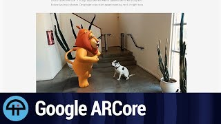 Google's Hope to Bring AR to the Masses