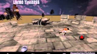 Attack on Titan wire game ape titan