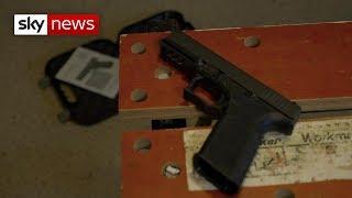 US 'ghost guns' falling into criminal hands