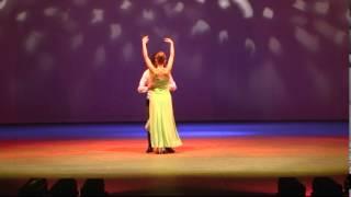 4ª Mostra de Dança de Salão - Valsa