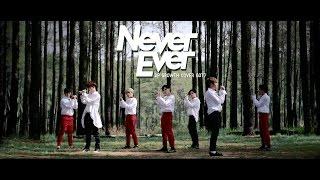 "GOT7 ""Never Ever"" Cover By DP Growth #เด็กไทยอยากบิน"